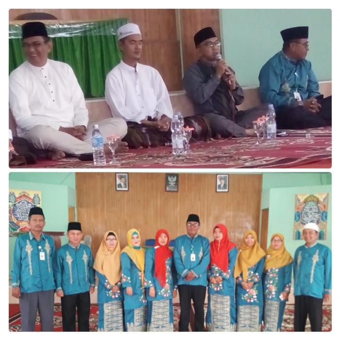 Yasinan Bulanan Di Kementerian Agama Tanjung Jabung Barat